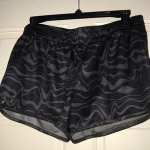 """Under Armour """"semi-fitted"""" shorts"""